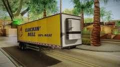 GTA 5 Refrigerated Trailer para GTA San Andreas
