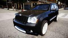 Jeep Grand Cherokee SRT8 v.1.1 para GTA 4