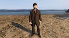Harry Potter Suit para GTA 5