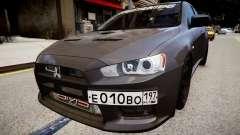 Mitsubishi Lancer Evolution X v1.0