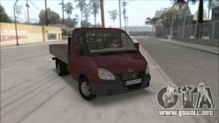 Gacela De Negocios 3302 para GTA San Andreas