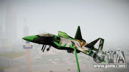 F-22 The Joker para GTA San Andreas