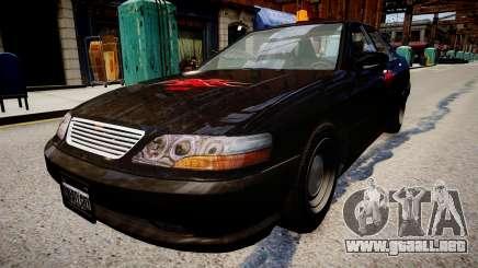 xxx Taxi para GTA 4