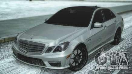 Mercedes-Benz E63 W212 V1.2 para GTA San Andreas