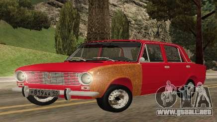 VAZ 2101 Para GVR versión inicial para GTA San Andreas