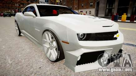 Chevrolet Camaro VR para GTA 4