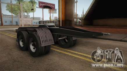 Double Trailer Timber Brasil v3 para GTA San Andreas