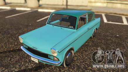 Ford Anglia 1959 from Harry Potter para GTA 5
