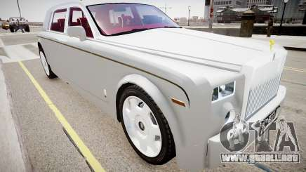 Rolls-Royce Phantom EWB Dragon Edition 2012 para GTA 4