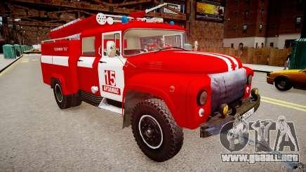 ZIL 130 CA 40 para GTA 4