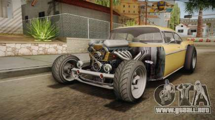 GTA 5 Declasse Tornado Rat Rod Cleaner para GTA San Andreas