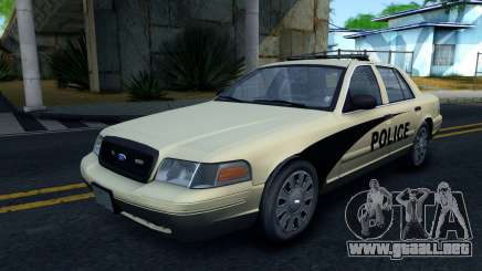 Ford Crown Victoria Generic 2010 para GTA San Andreas