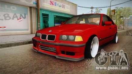 BMW 3 Series E36 Sedan para GTA San Andreas