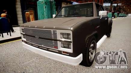 Bobcat Chevrolet para GTA 4