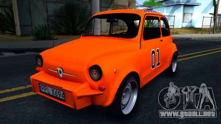 Zastava 850 Abarth General Lee para GTA San Andreas