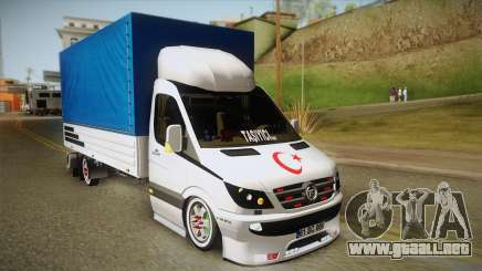 Mercedes-Benz Sprinter v2 para GTA San Andreas
