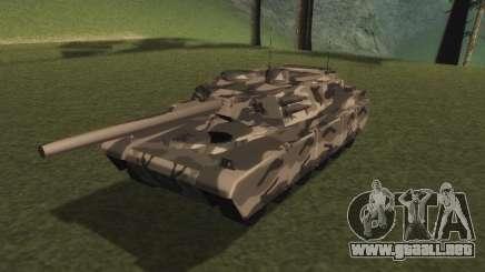 Rhino invierno camo para GTA San Andreas