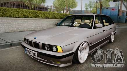 BMW 5 series E34 Touring para GTA San Andreas