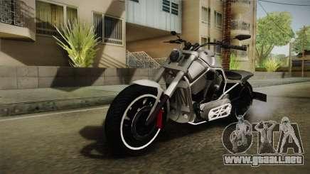 GTA 5 Western Nightblade para GTA San Andreas