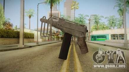 GTA 5 DLC Bikers Weapon 4 para GTA San Andreas