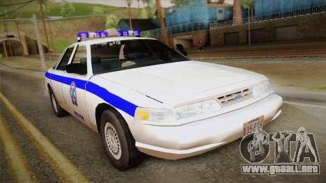 Ford Crown Victoria 1997 para GTA San Andreas