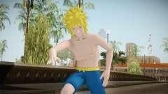 Minato Swimsuit para GTA San Andreas