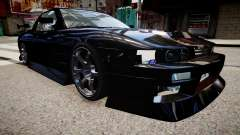 Nissan Sileighty para GTA 4
