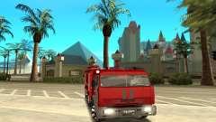 KAMAZ 6520 para GTA San Andreas