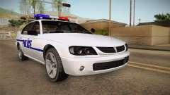 Declasse Merit 2005 Dillimore Police Department para GTA San Andreas