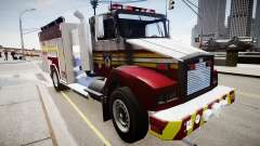 Nuevo camión de bomberos T5