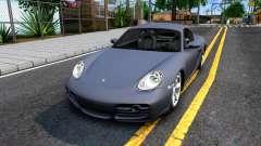 Porsche Cayman S 2005 para GTA San Andreas
