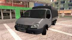 Gacela Turbo diesel para GTA San Andreas