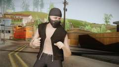 Bikers DLC Skin para GTA San Andreas