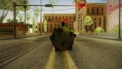 Tenisball Granade 1.0 para GTA San Andreas