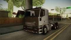 Iveco EuroTech 400E34 Tractor 6x4 v3.1 Final para GTA San Andreas