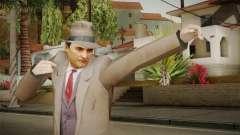Mafia - Paulie Coat para GTA San Andreas