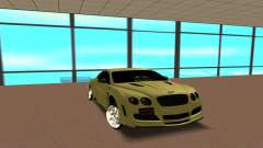 Bentley Continental para GTA San Andreas