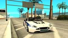Aston Martin para GTA San Andreas