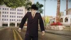 Al Capone Low Poly para GTA San Andreas