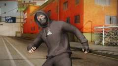 Alan Walker Skin para GTA San Andreas