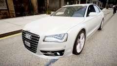 Audi S8 2013 para GTA 4