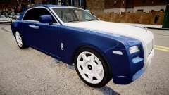 Rolls-Royce Ghost 2013 para GTA 4