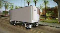 Iveco Eurotech 400E34 Tandem v2.0 Trailer para GTA San Andreas