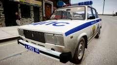 VAZ 2105 Policía