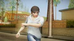 GTA 5 Online Skin Female Mail para GTA San Andreas