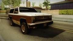Chevrolet Blazer K5 Rancher Style