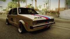 Volkswagen Golf Mk1 GTI para GTA San Andreas