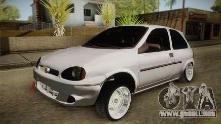 Chevrolet Corsa Camber para GTA San Andreas