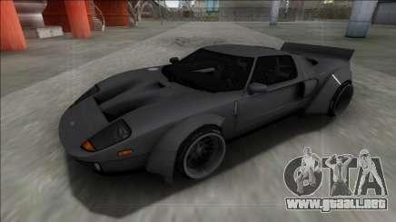 2005 Ford GT Rocket Bunny para GTA San Andreas