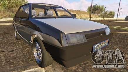 VAZ-21099 para GTA 5
